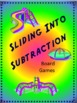 Sliding into Subtraction- Board Games