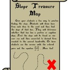 Slope Treasure Map