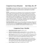 Smack by Melvin Burgess: Comparison Essay 14-page Unit