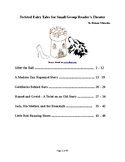 Small Group Reader's Theater Twisted Fairy Tales