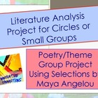Small Groups Poetry Project: Focusing on Themes in Maya An