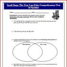 Small Steps: Year I Got Polio Reading Comprehension Test C