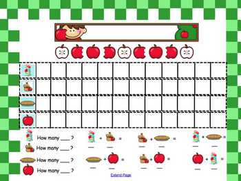 SmartBoard Apples