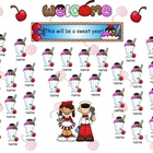 SmartBoard Attendance~ Back to School- Ice Cream Theme