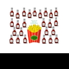 SmartBoard  Attendance- Ketchup and French Fries