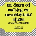 SmartBoard Common Core Aligned Writing Curriculum