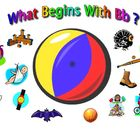 SmartBoard Letter Sound Sort: What Begins With... ? A-Z