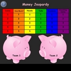 SmartBoard Money Review Game