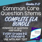 SmartFlip Common Core Resource Guide - ELA, Grades 11-12