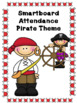 Smartboard Attendance Pirate Theme
