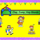 Smartboard Blends Game
