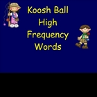 Smartboard HFW Koosh Ball Game