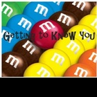 Smartboard Lesson - Getting to Know You with M&Ms