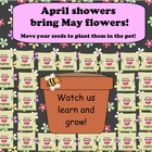 Smartboard- May Attendance {Freebie}