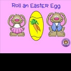 Smartboard Roll an Easter Egg Center Activity
