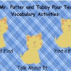 Smartboard Treasures 2nd Grade 1.2 Mr. Putter Vocabulary