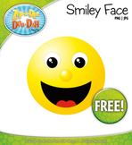 FREE Smiley Face Clip Art