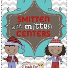 Smitten with Mittens Math &amp; Literacy Centers