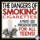 Smoking Kills:  A Must See For All Teens!