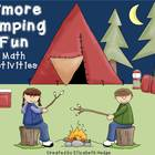 S'more Camping Fun- Math Activities