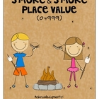 S&#039;more &amp; S&#039;more Place Value (2 &amp; 3 digit)