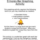 S'mores Bar Graph - Camping Unit