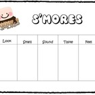 S'mores Writing