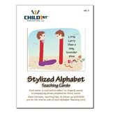 SnapLetters™ Alphabet Teaching Cards