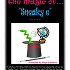 Sneaky E, Magic E, Silent E Word Work
