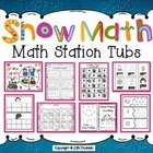 Snow Friends Math Fun
