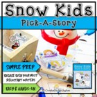 Snow Kids Pick-A-Story