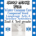 Snow Much Fun - Winter Common Core Language Arts and Scien