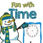 Snow Much Fun With Time, Activities for 2nd and 3rd Grade