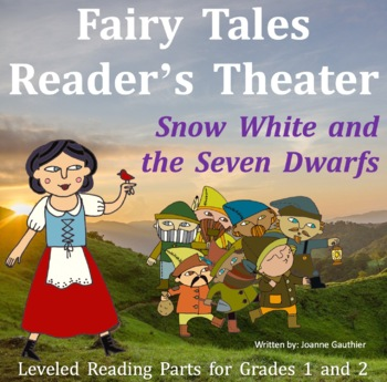 Snow White: Reader's Theatre for Grades 1 and 2