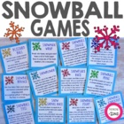 Snowball Games