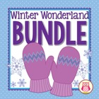 Snowflake Activity Bundle for Preschool and Early Childhoo