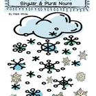 Snowflake Singular &amp; Plural Nouns