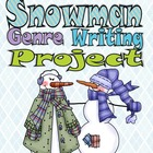 Snowman Genre Writing Project