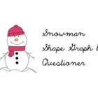 Snowman Shape Graph and Questioner
