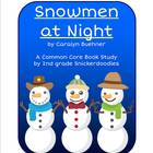 Snowmen at Night: A Common Core Book Study