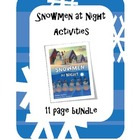 Snowmen at Night Activity Set (11 pages)