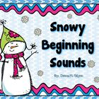 Snowy Beginning Sounds
