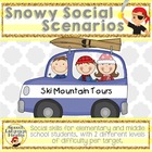 Snowy Social Scenarios - Leveled