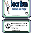 Soccer Nouns _ Common and Proper