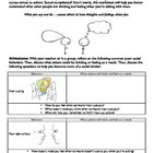 Social Behavior Analysis Worksheet and Discussion Activity
