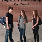 Social / Pragmatic Problem Solving Scenarios for Teens - T
