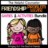 Social Skills: Friendship Problem Solving Bundle