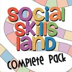 Social Skills Land Game - Complete Pack