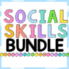 Social Skills MEGA Pack Worksheets, Programme &amp; Posters - 
