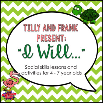 Social Stories Shows by Tilly and Frank